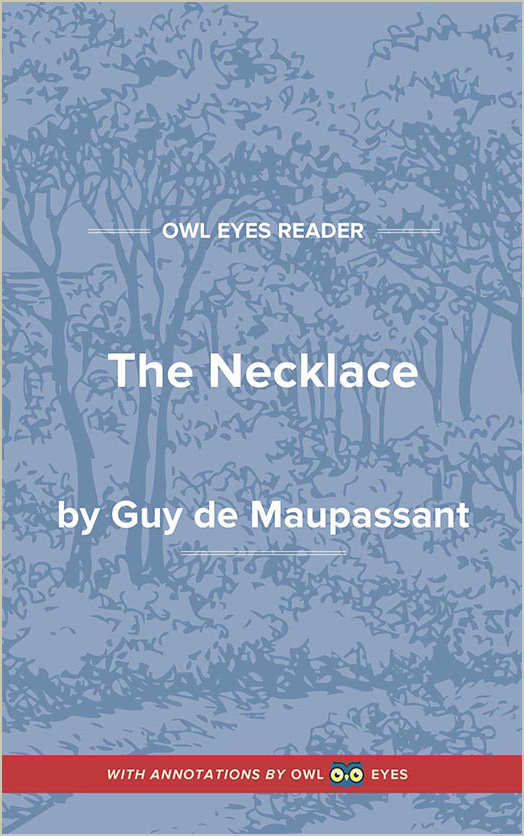 The Necklace Cover Image