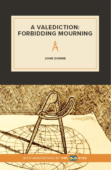 A Valediction: Forbidding Mourning Cover Image