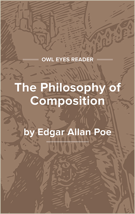 The Philosophy of Composition Cover Image