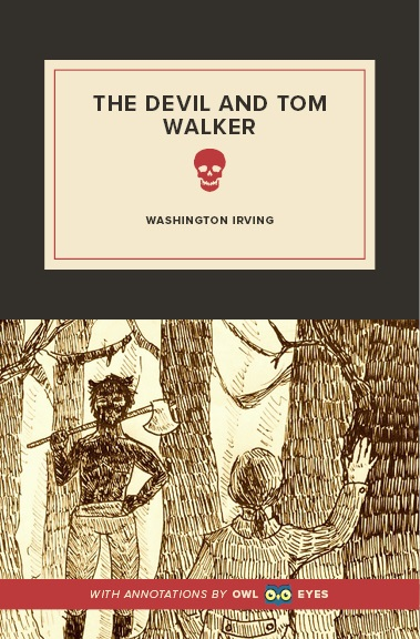 The Devil and Tom Walker Cover Image
