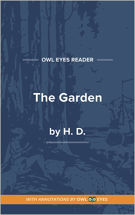 The Garden Cover Image