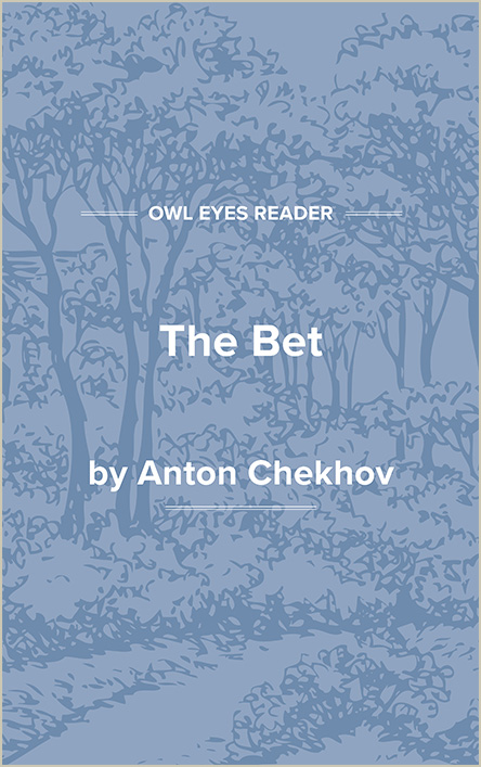 The Bet Cover Image