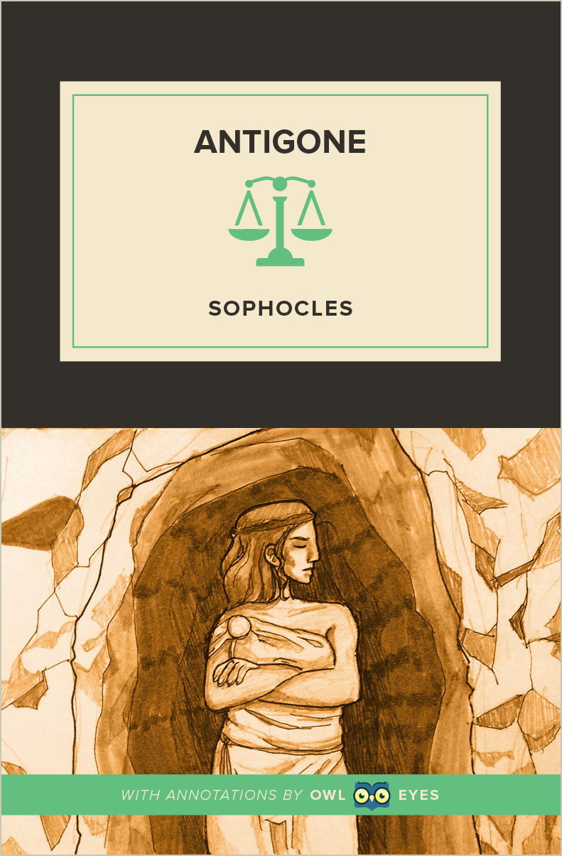 Antigone Cover Image