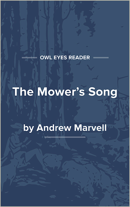 The Mower's Song Cover Image