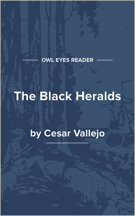 The Black Heralds Cover Image