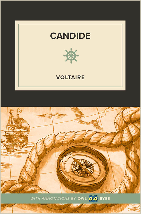 Literary Devices In Candide Owl Eyes