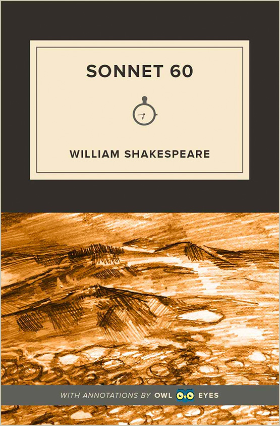 Sonnet 60 Cover Image