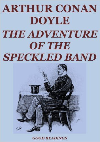 The Adventure of the Speckled Band Cover Image