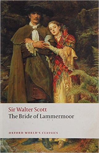 The Bride of Lammermoor Cover Image