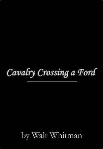 Cavalry Crossing a Ford Cover Image