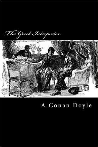 The Greek Interpreter Cover Image