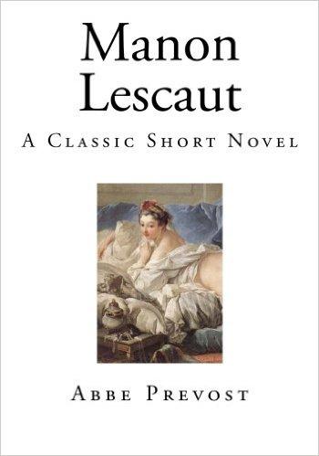 Manon Lescaut Cover Image