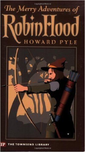 The Merry Adventures of Robin Hood Cover Image