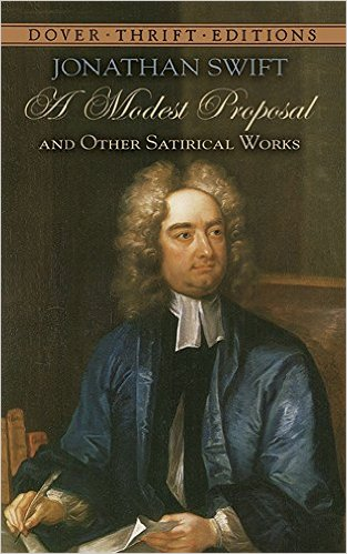 A Modest Proposal Cover Image