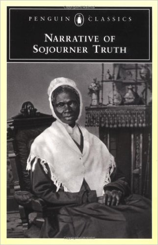 Narrative of Sojourner Truth Cover Image
