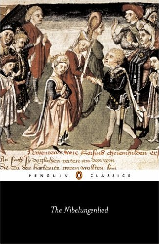 Nibelungenlied Cover Image