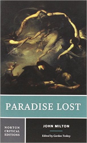 Paradise Lost Cover Image