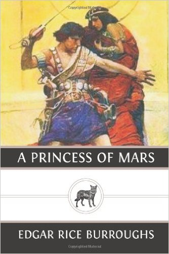 A Princess of Mars Cover Image
