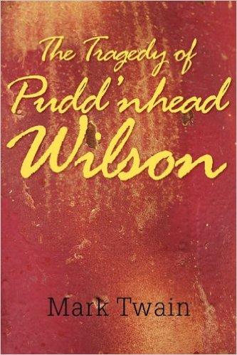 Pudd'nhead Wilson Cover Image